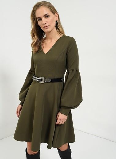 People By Fabrika - Kloş Elbise